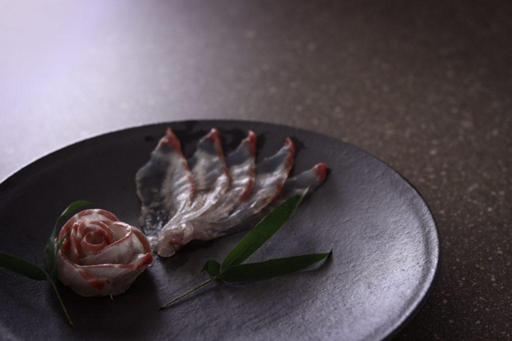クロダイ刺身