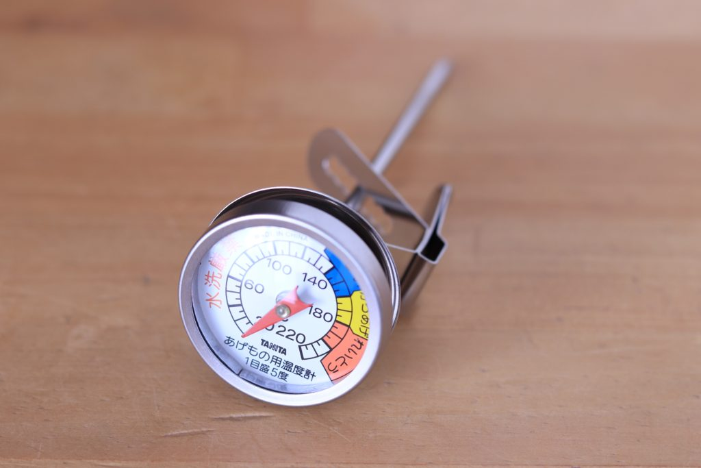 揚げ物用温度計